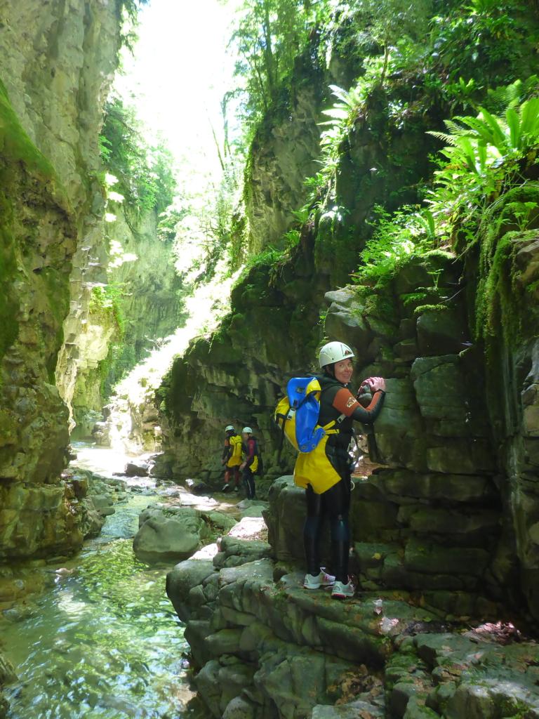 canyoning benasque