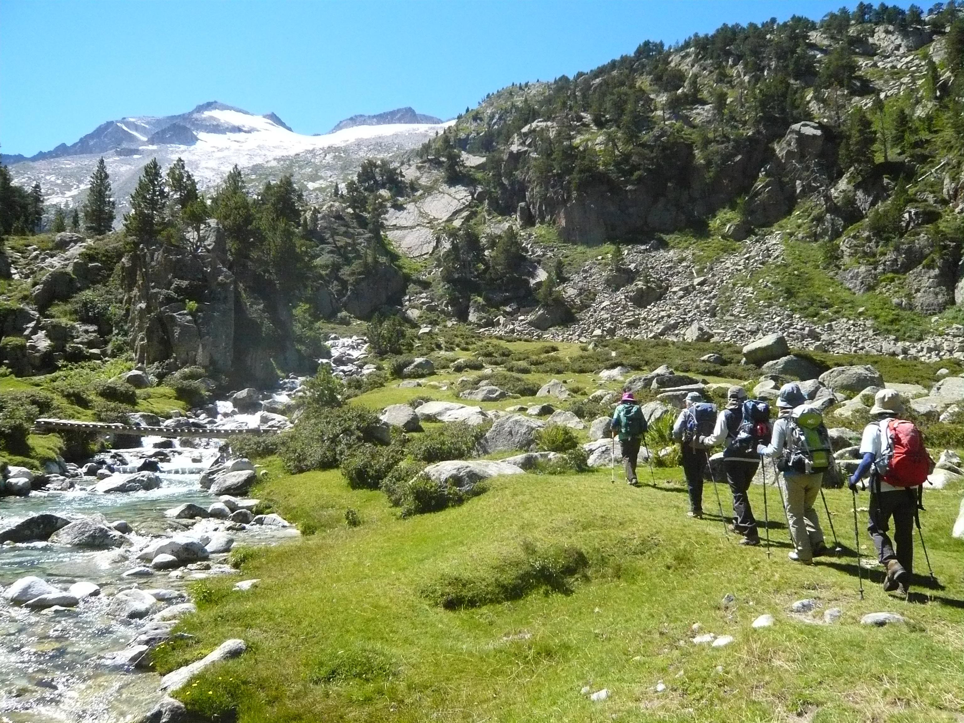 Trekking Aneto