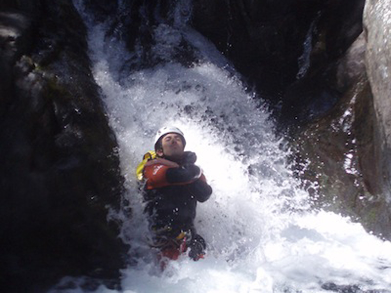 Canyoning-Benasque